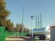 A csongrádi geotermikus hőellátó rendszer termálkútja és felszíni vízgépészete vízgépházzal